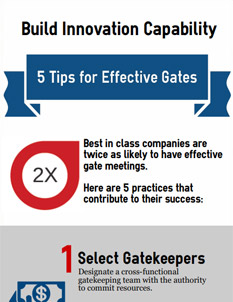 5 Tips for Effective Gates – Infographic