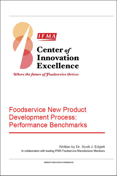 Foodservice New Product Development Process: Performance Benchmarks