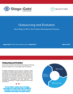 Outsourcing and Evolution