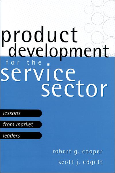 Report – Product Development For the Service Sector