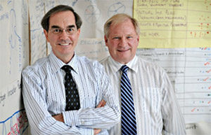 Dr. Scott J. Edgett and Dr. Robert G. Cooper