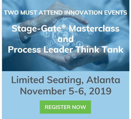 Stage-Gate Innovation Events