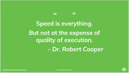 Cooper Quote_.Speed and Quality